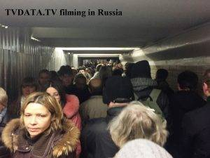 Moscow Metro Filming Permit