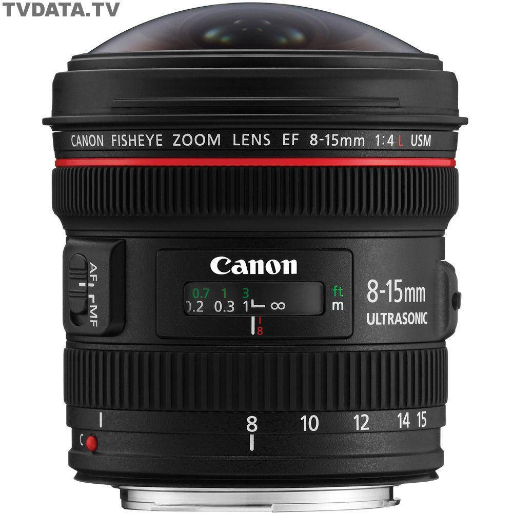 Canon Lenses & Support for filmmaking in Moscow