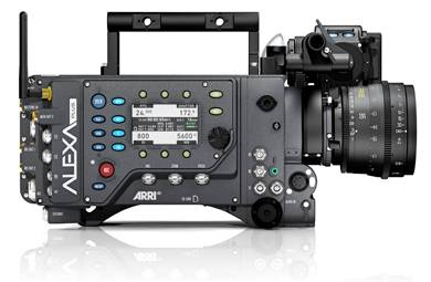 ARRI Alexa 35MM Film Camera for rent in Moscow.