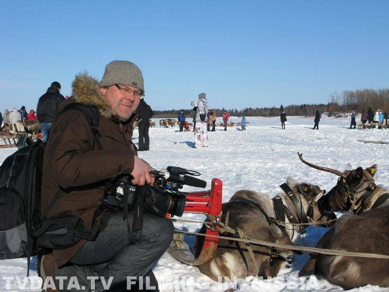 Over the years working in Russia, I filmed for various television projects, corporate commercials, magazine style productions and interviews for direct broadcast.