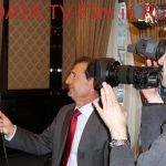 FILMING PIRELLI CALENDAR 2011 LAUNCH IN RITZ CARLTON MOSCOW HOTEL