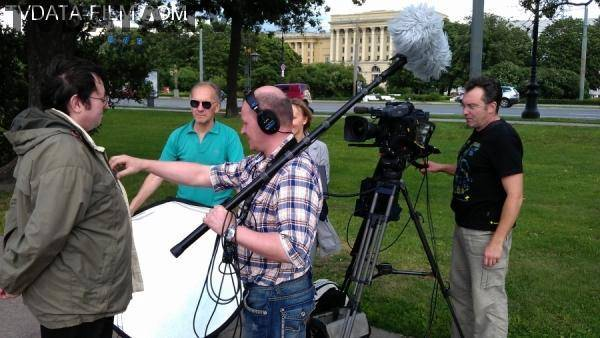 Experienced Film audio Production in St. Petersburg Russia