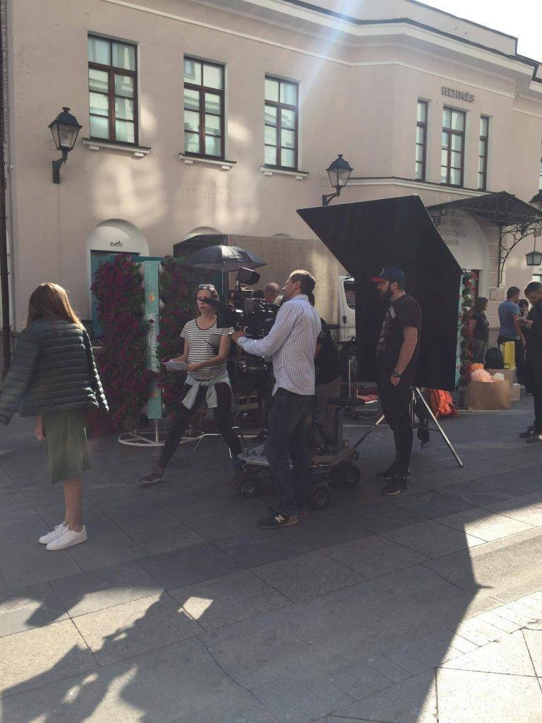 ARRI Alexa 35MM Film Camera for rent in Moscow
