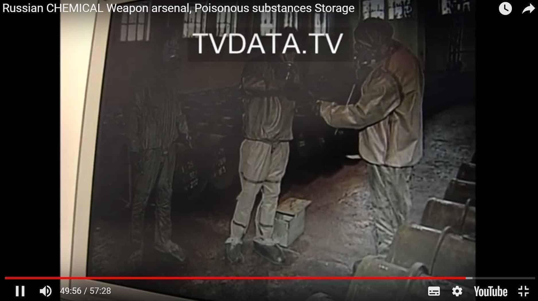 Chemical Arsenal Storage