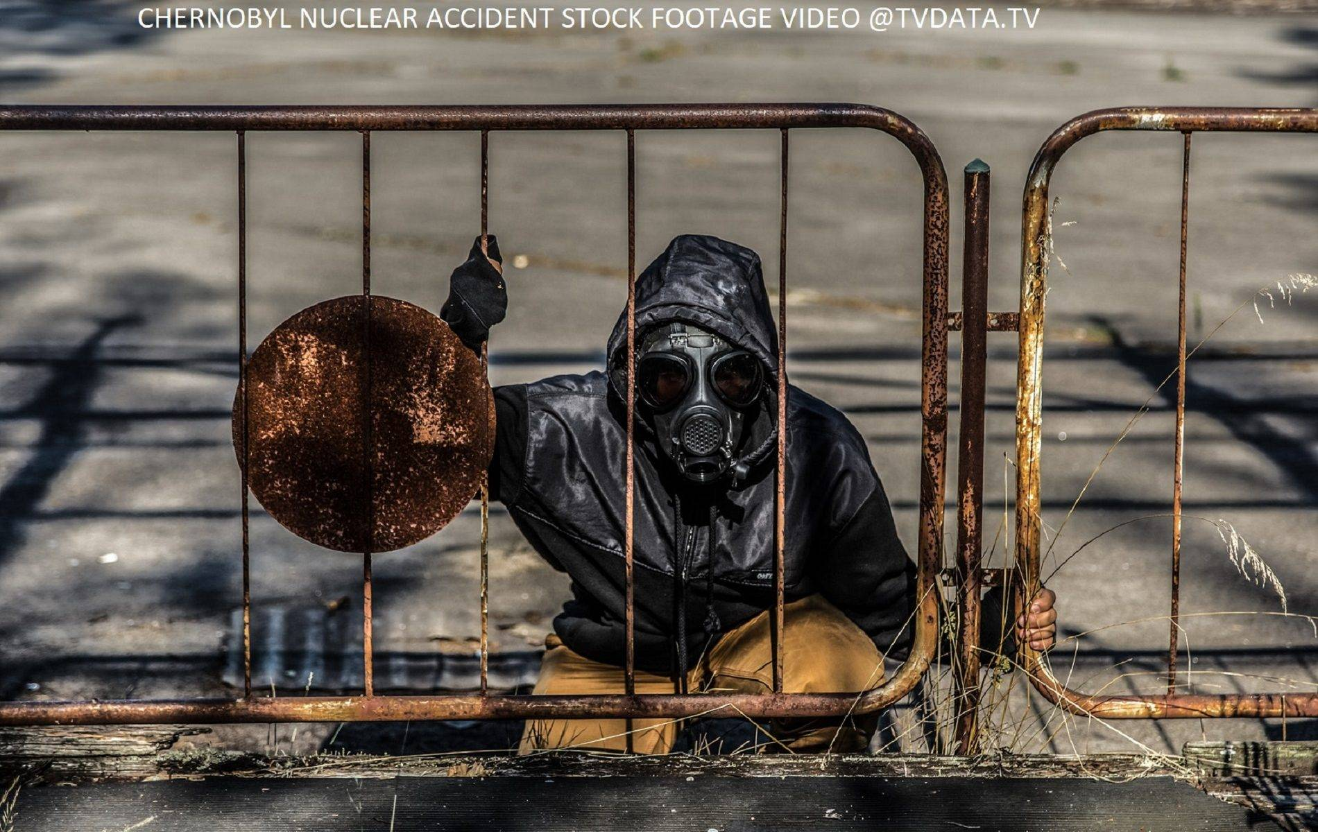 CHERNOBYL NUCLEAR ACCIDENT STOCK FOOTAGE VIDEO