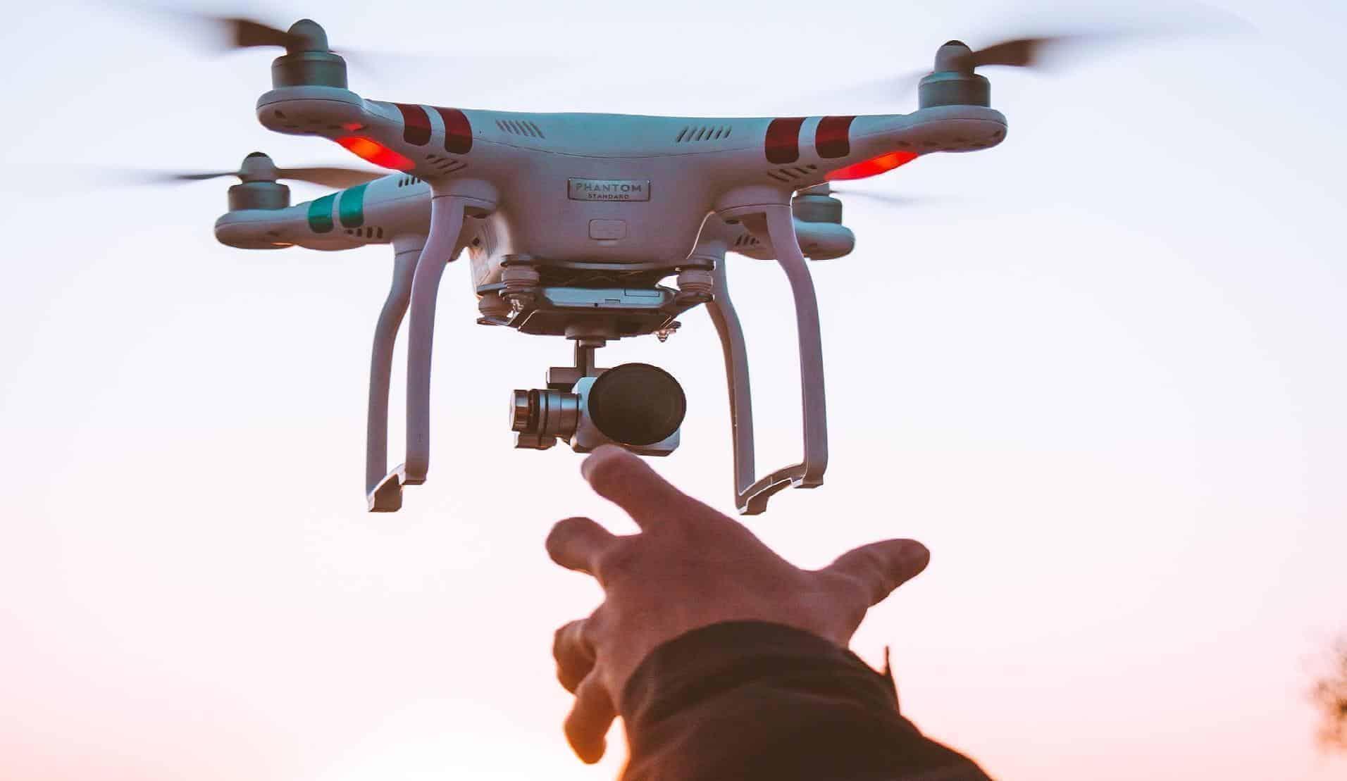 DRONE OPERATOR IN RUSSIA