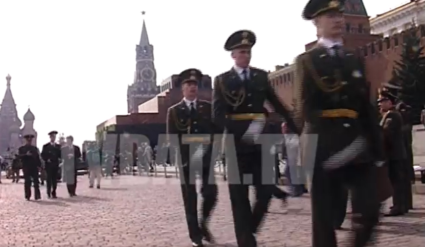 MILITARY PARADE MOSCOW